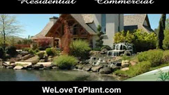 Boise Idaho Landscaper - We Love to Plant