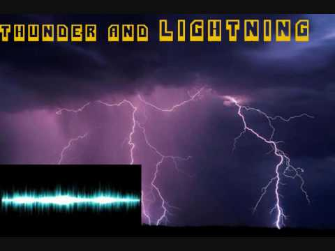 thunder and lightning sound fx youtube