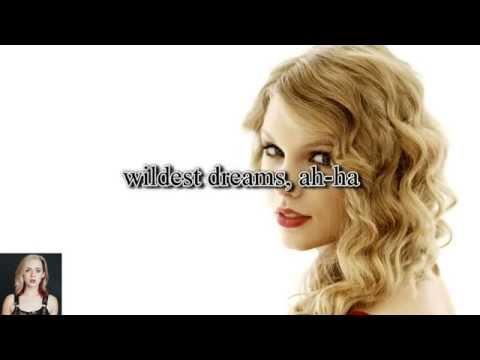 Taylor Swift - Wildest Dreams  lyric (Madilyn Bailey Cover)