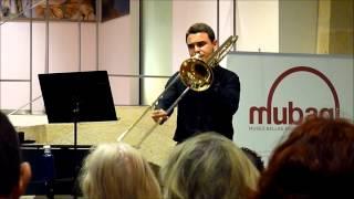 "SONATA ""Vox Gabrieli"" for Trombone & Piano - Stjepan SULEK"