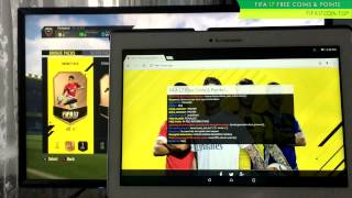 Fifa 17 Hack 9,999,999 Free Coins & Points Glitch [Xbox/PS/Windows/Mobile] Cheats