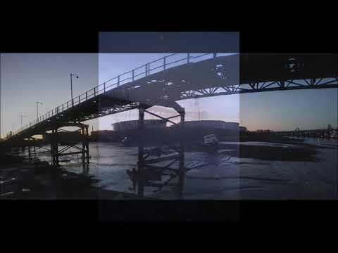 River Mersey, new ferry (near Liverpool) (Archos 55 Platinum Review)