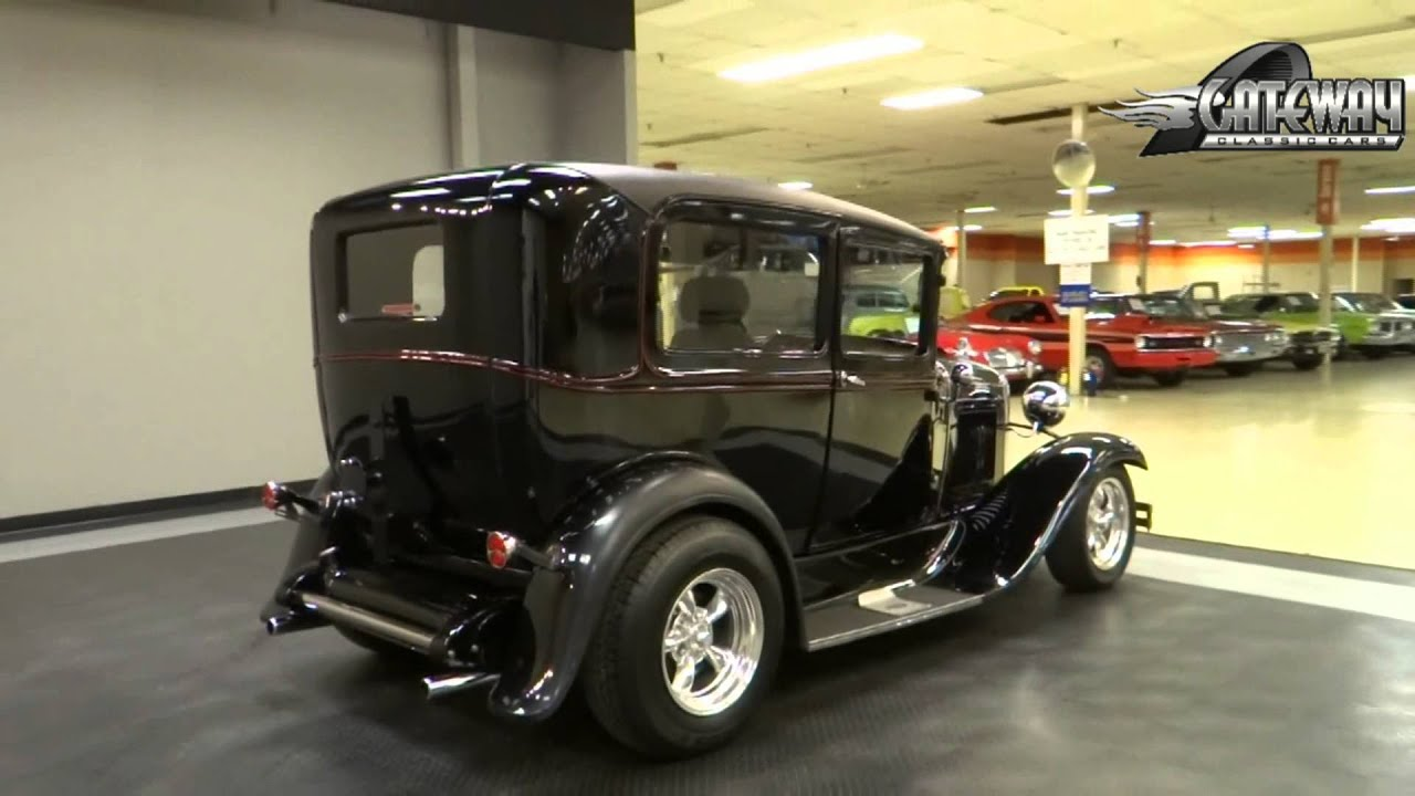 1931 Ford Model A for sale at Gateway Classic Cars in St. Louis, MO ...