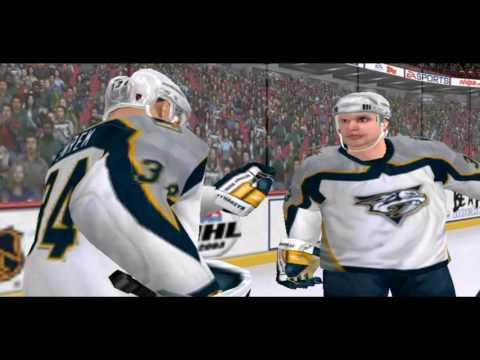 NHL 2003: Maple Leafs vs Predators