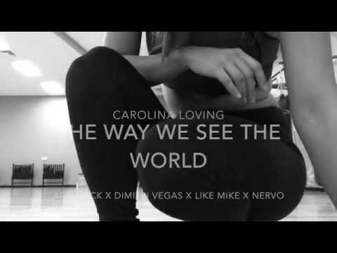 The Way We See The World Dance Practice