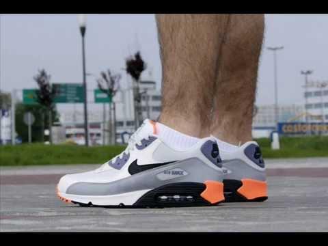 nike air max 90 jacquard atomic orange