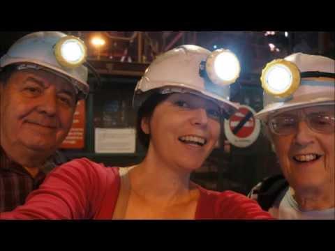 Down A Coal Mine - Big Pit