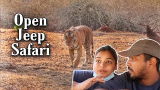 Tiger came to us | Unexpected Moment 🔥