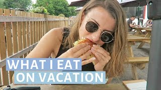 What I Eat in a Day on Vacation in Prince Edward County | VLOG 68
