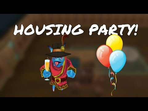HOUSING PARTY | Arcane Legends