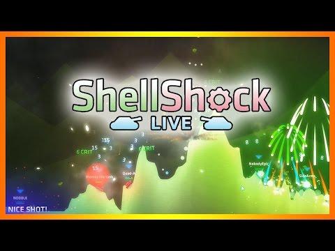 JOEL GOT THE MISS LIKE DAGGER!!! (Shell Shock Live)