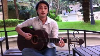 Con đường tình yêu acoustic guitar