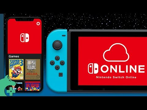 Everything we know about Nintendo Switch Online (And some we DON'T)