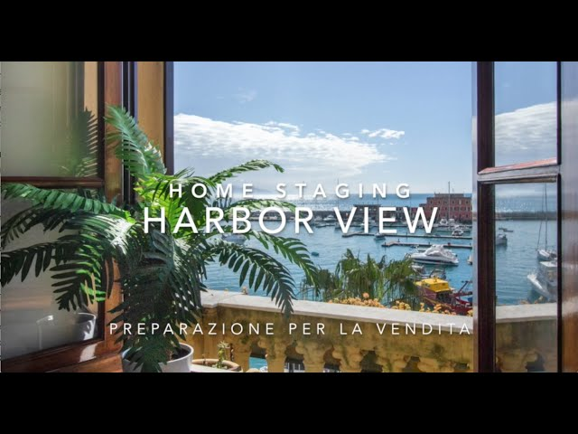HOME STAGING | HARBOR VIEW | VENDUTA IN 12 GIORNI