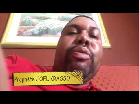"""Prophète Joel Krasso """" Satan ne peut pas chasser Satan"""""""