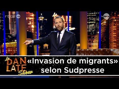 """""""Invasion de migrants"""" : Sudpresse, toujours dans la nuance"""