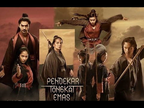 Teaser Trailer Film: Pendekar Tongkat Emas -- Nicholas Saputra, Eva Celia