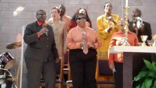 Brian Hutchison MCC Ordination Part I -- MCC-DC Gospel Choir