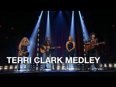 Terri Clark Medley | 2018 CCMA Awards