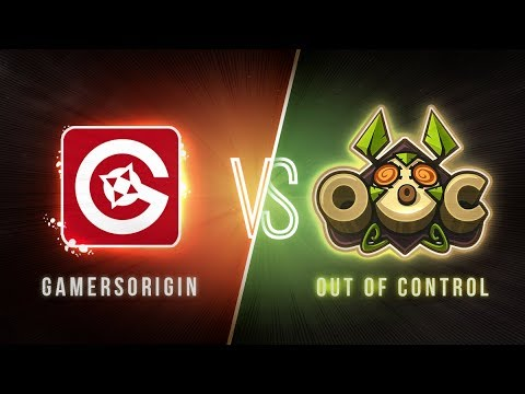 GamersOrigin vs Out of Control - DWS Winter 2018 - Journée 11