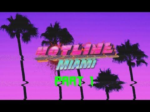 Heavy Metal Gamer Plays: Hotline Miami - Part 1