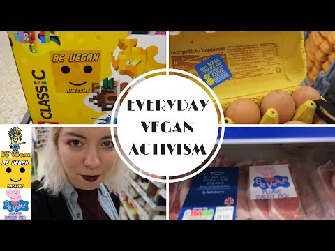 EVERYDAY VEGAN ACTIVISM