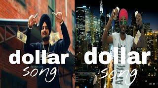 Sidhu Moose wala dollar wangu ne Naam Sada chalda video song