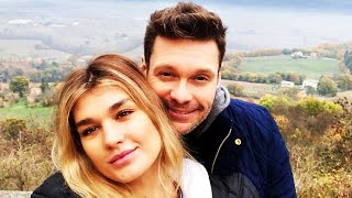 Ryan Seacrest Splits from GF Shayna Taylor for the THIRD TIME