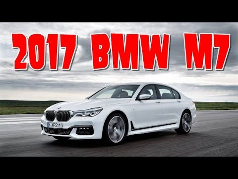 2017 BMW M7 Interior and Exterior - YouTube