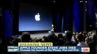 Tribute to Steve Jobs [CNN]
