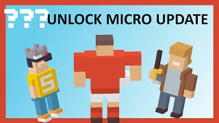 CROSSY ROAD All 3 Secret Characters UNLOCK! | NEW Micro Update: Jughead, Michael Boom & Rugby Player