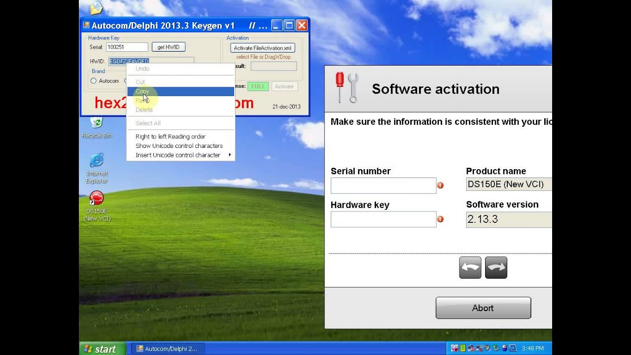delphi ds150e fileactivation.xml download