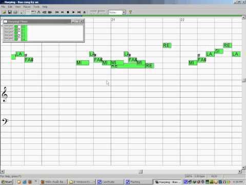cách tách sheet nhạc từ file nhạc midi