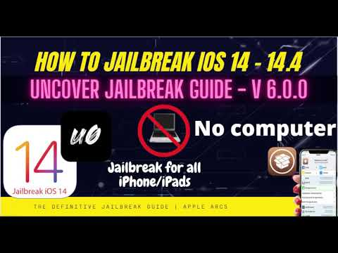 unc0ver jailbreak - How To Jailbreak iOS 14, iOS 14.1, iOS 14.3 using uncover jailbreak on iPhone
