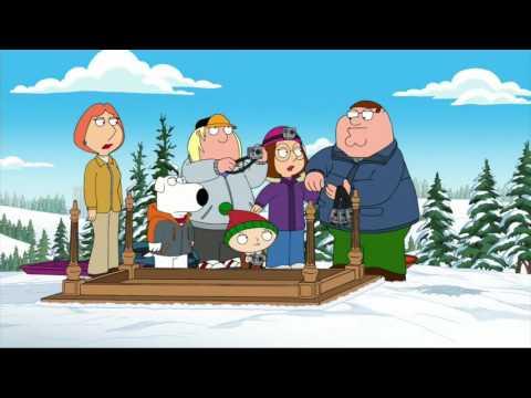 Family Guy | GoPro Sledding