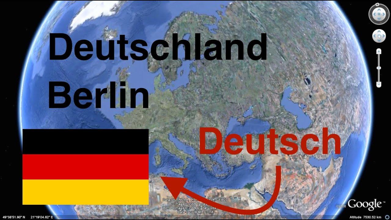 Lerne die Länder und Hauptstädte Europas (C&C) - YouTube