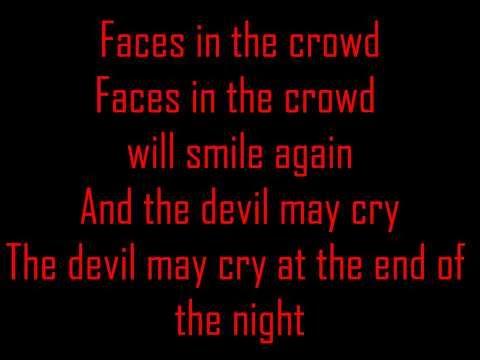The Weeknd - Devil May Cry (Lyrics)