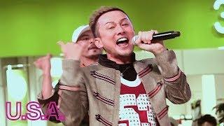 DA PUMP 2018.06.06 ♪U.S.A./池袋サンシャインシティ(1回目)