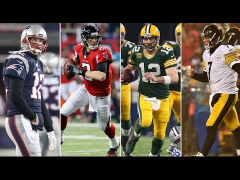 Brady, Ryan, Rodgers, Or Roethlisberger?