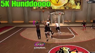 NBA 2K19 Comp STAGE 5K Against My Young Boi AlexGoated Top 5 STAGE Guards NBA 2K19