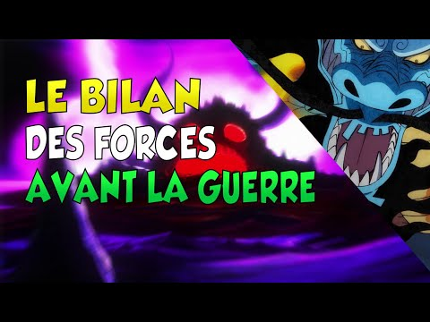 one-piece- -le-rapport-de-force-avant-la-guerre