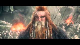 exclusive clip from battle of the five armies extended edition approach to ravenhill