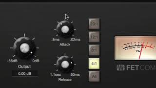 What do the StudioLive Series III Compressors sound like?