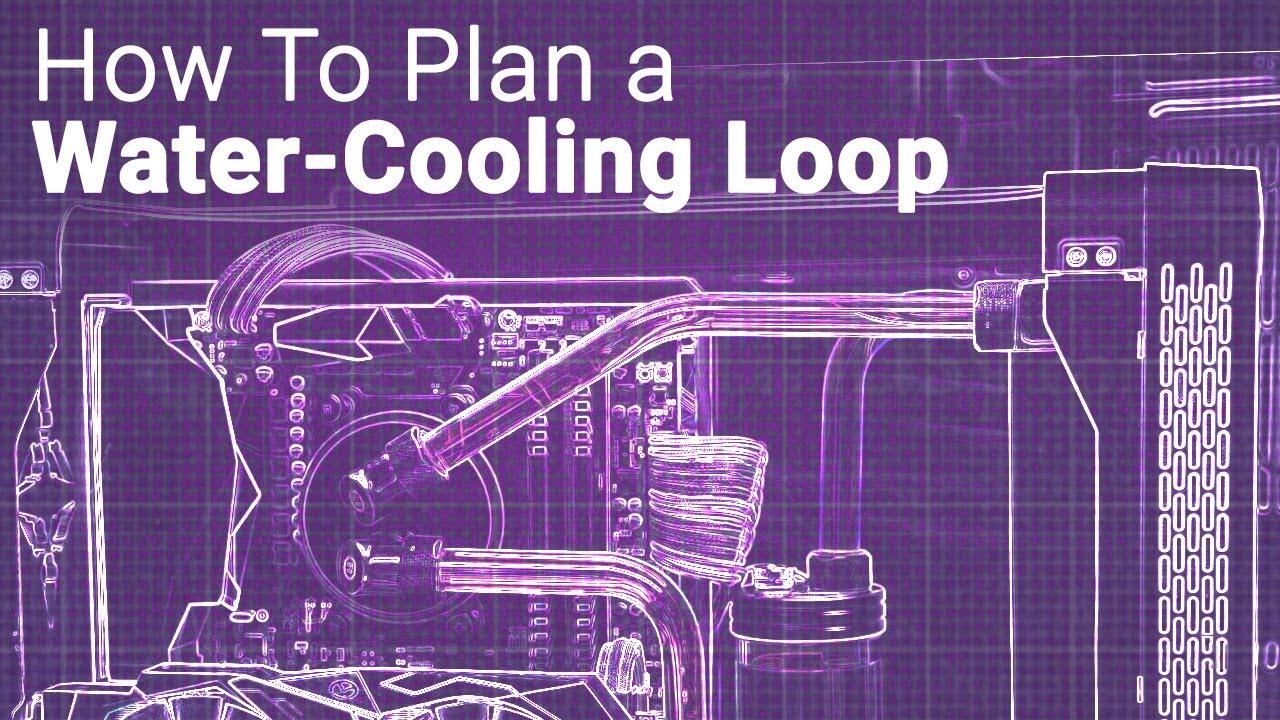 How To Plan a Hardline Tubing Loop | bit-tech net