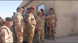 أخبار حصرية |  أي معاقل داعش في #العراق سيكون الهدف العسكري المقبل