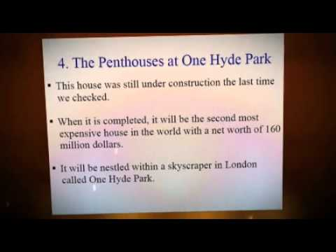 Ashmore and Cartier Islands and Top 10 Most Expensive Houses in the World