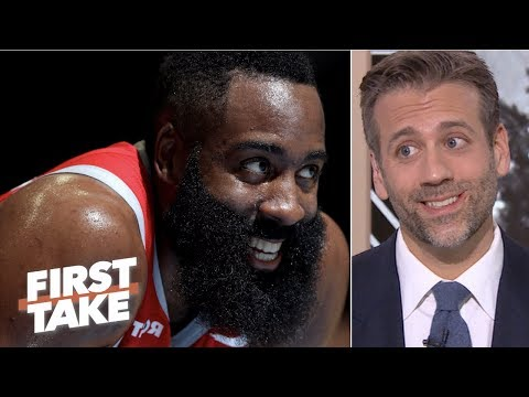 James Harden isn't a top-5 player in the NBA – Max Kellerman | First Take