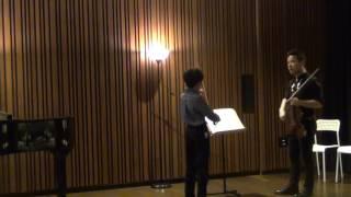 Masterclass with the Stradivari Quartet 1