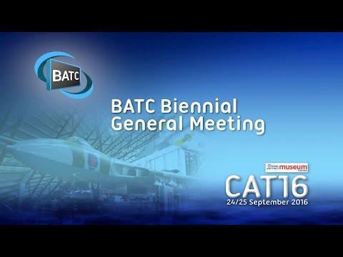CAT16 - Biennial General Meeting