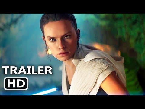 Play STAR WARS 9 Video Game Trailer (2020) Star Wars Battlefront 2 Video Game HD